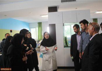دکتر زهرا بدیعی در مشهد