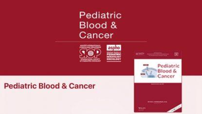 مجله Pediatric Blood and Cancer