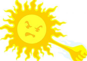 Harmful UV