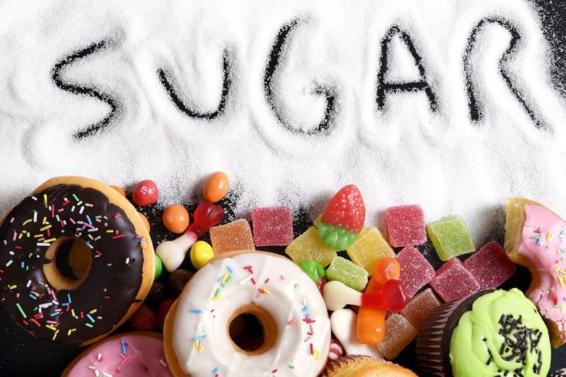 رابطه مصرف شکر با پیشرفت سرطان