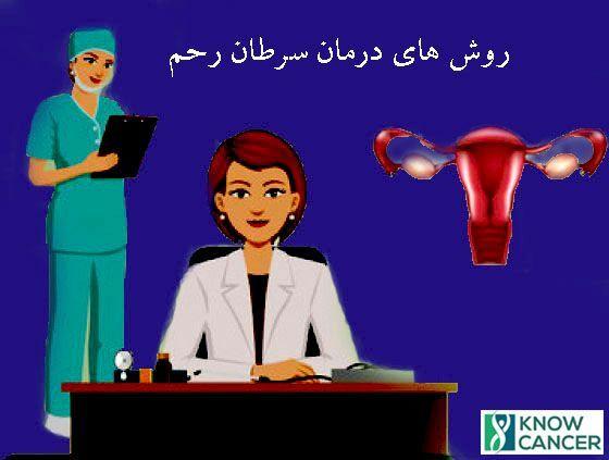 uterine cancer treatment